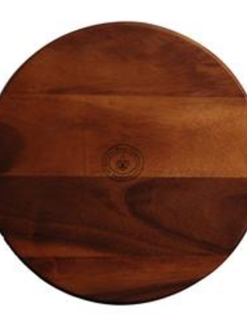 UNIVERSAL ENTERPRISES, INC. WP-0511 13.75'' Lazy Susan, Wood 12/cs