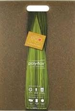 ARCHITEC POLYFLAX Recycled Cutting Board Brown 12x16