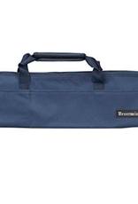 MESSERMEISTER MESSERMEISTER Padded Knife Bag Navy 5 pocket