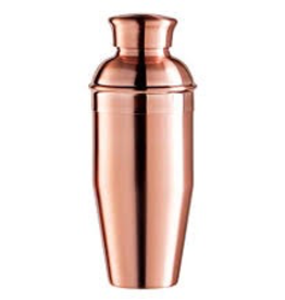 OGGI Corporation 7035.12 Oggi 26oz Copper Cocktail Shaker