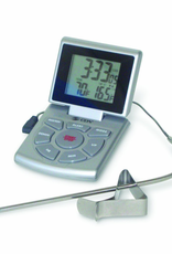 CDN COMPONENT DESIGN DTTC-S CDN Silver Thermometer Roast, Candy, Oven Test with Probe