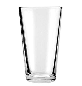 PRO REPS WEST 7176FU DISC replaced 52339-024 Anchor 24 pk Mixing Glass 16oz brown box
