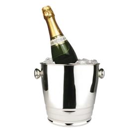 Winco Heavy Wine Bucket With Ribs 4qt