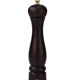 """Peugeot PEUGEOT Clermont Pepper Mill - Clermont - 9½"""" - Brown"""