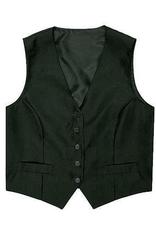 Chef Works Chef Works Womens Basic Vest Medium Black