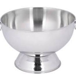 Winco S/S Punch Bowl 3.5 Gallon