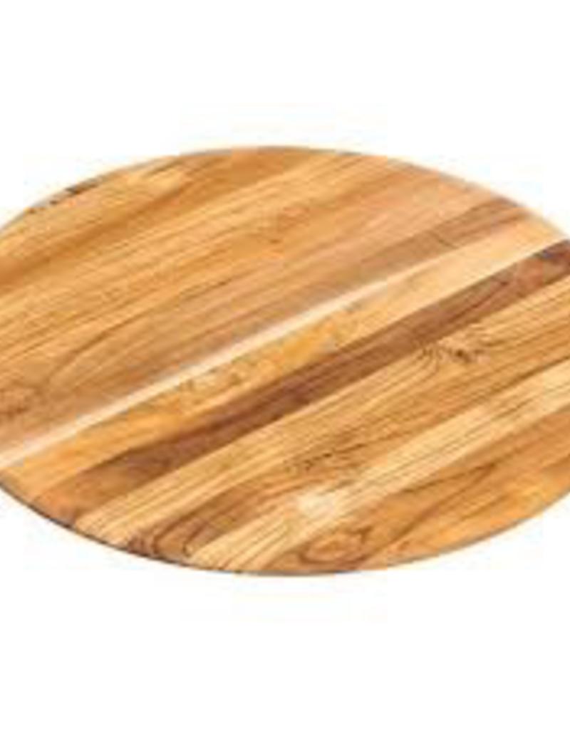 "Teak Haus 208 TEAK Gently Rounded Edge Teakhaus Wood Board 18"" x 18"" x 0.55"""