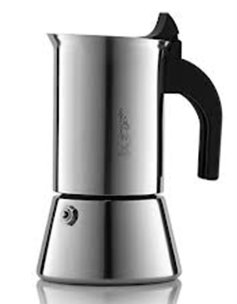 BONNY PRODUCTS/BRADSHAW 06968 SPECIAL ORDER BONNY Venus Espresso Coffee Maker 4 Cup