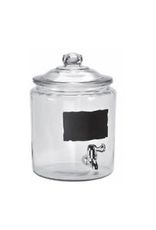ANCHOR HOCKING Anchor 2 gal heritage dispenser with chalk