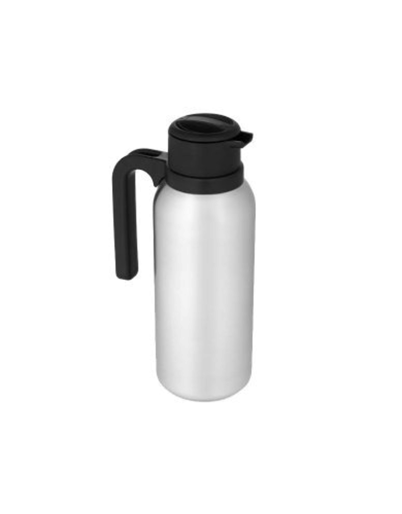 Thermos Co. THERMOS FG Carafe Stainless Stea 1qt Nsf Approved