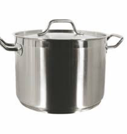 THUNDER GROUP, INC Thunder 20 qt Stainless Steel Stock Pot with Lid