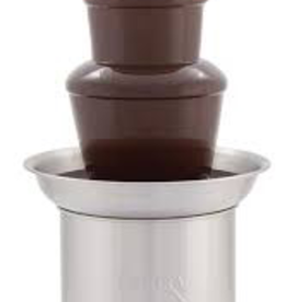 "SEPHRA 17302 Sephra 16"" Select Chocolate Fountain Home  Model CF 16"