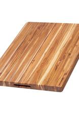 TEAKHAUS 107 TEAK TEAK Edge Grain Traditional Board 24x18