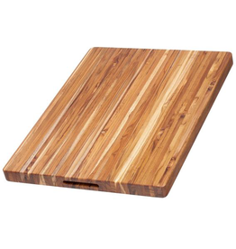 TEAKHAUS 107 TEAK TEAK Edge Grain Traditional Board 24x18