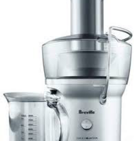 BREVILLLE (HWI USA) BJE200XL Breville Juice Fountain Compact Juicer 700 Watt