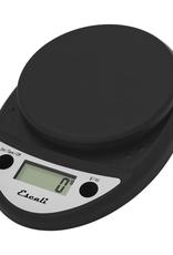 ESCALI P115CH ESCALI Primo  Digital Scale 11 Lb / 5 Kg  Black