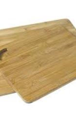 ISLAND BAMBOO 40828 ISLAND 2-Pack Cutting Board 11X14'', 9X11''