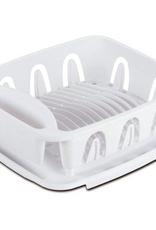 FOUR SEASONS 50135 Sink Set Small White Sterlite