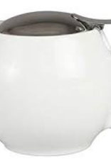 BEE HOUSE BBN-02 WH special order Bee House Round TeaPot Stainless Steel White