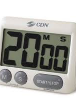 CDN COMPONENT DESIGN TM15 CDN Escali Extra Big Display Min/Sec