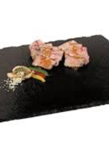 PADERNO WORLD CUISINE 41585-13 Paderno Natural black Slate Tray  13 x 7
