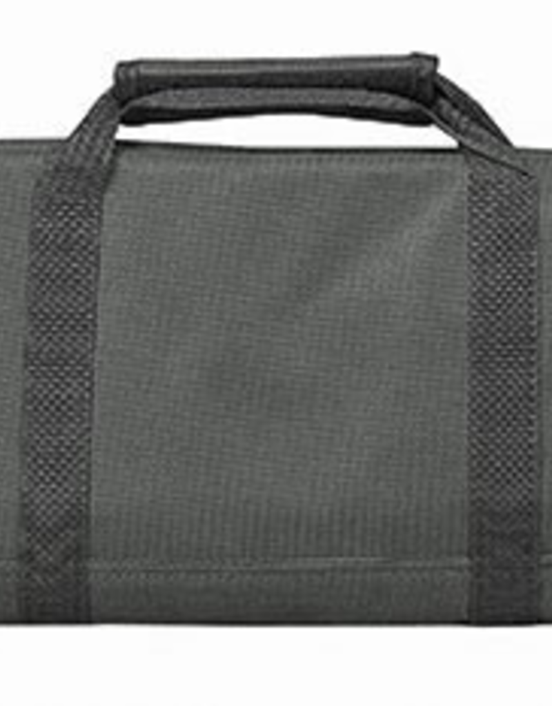 MESSERMEISTER 2066-12/GY special order MESSERMEISTER Padded Knife Roll Gray