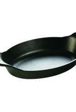 LODGE Lodge Cast Iron Heat Enhanced Oval Serving Dish, 36 ounce