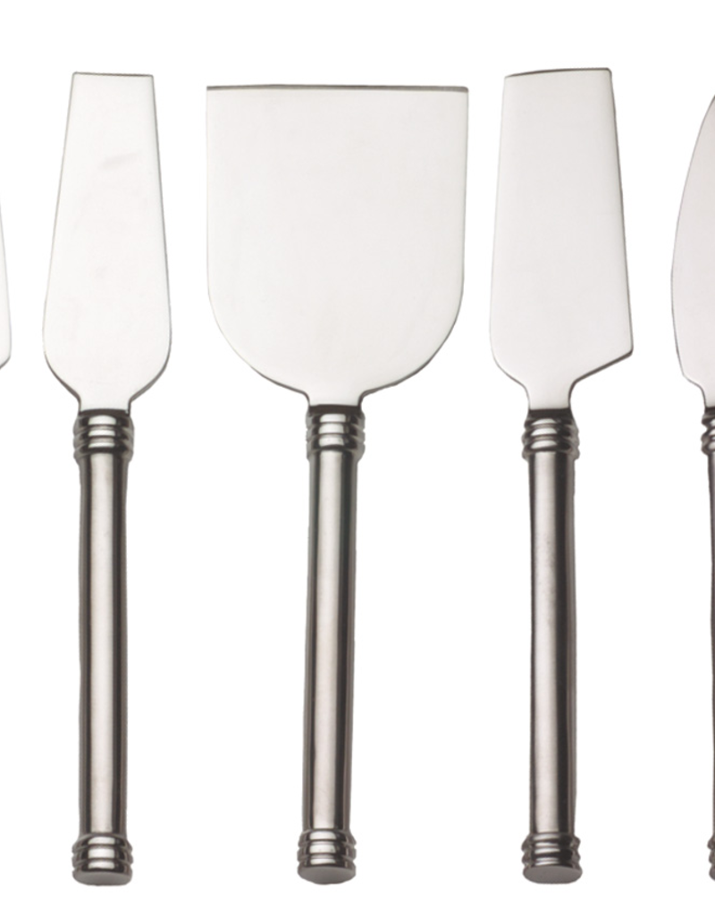RSVP INTERNATIONAL INC NIVE-5 RSVP Stainless Steal Cheese Knives