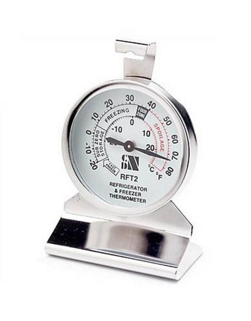 CDN COMPONENT DESIGN RFT1 CDN NSF Refrigerator/Freezer Thermometer