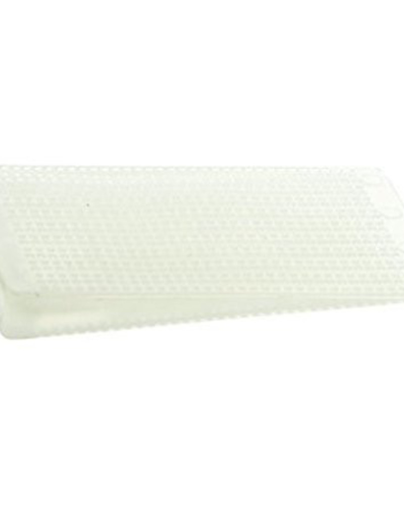 TW-75W WHITE WINCO Plastic Table Wedge Translucent / Hard