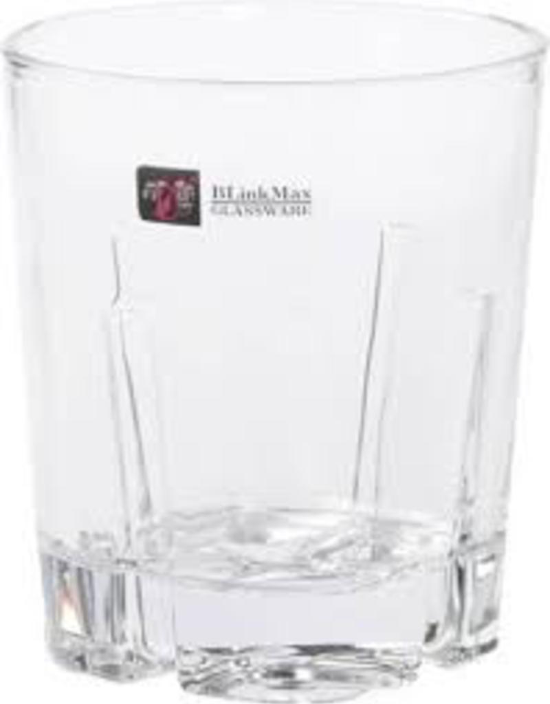 ENZO Supplies LZ100101 ENZO Clear Rocks Glass BLINKMAX