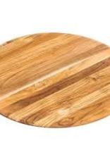 "Teak Haus TEAK Gently Rounded Edge Teakhaus Wood Board 18"" x 18"" x 0.55"""