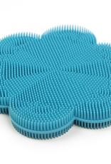 RSVP INTERNATIONAL INC RSVP Silicone Soft Scrubbers Turq