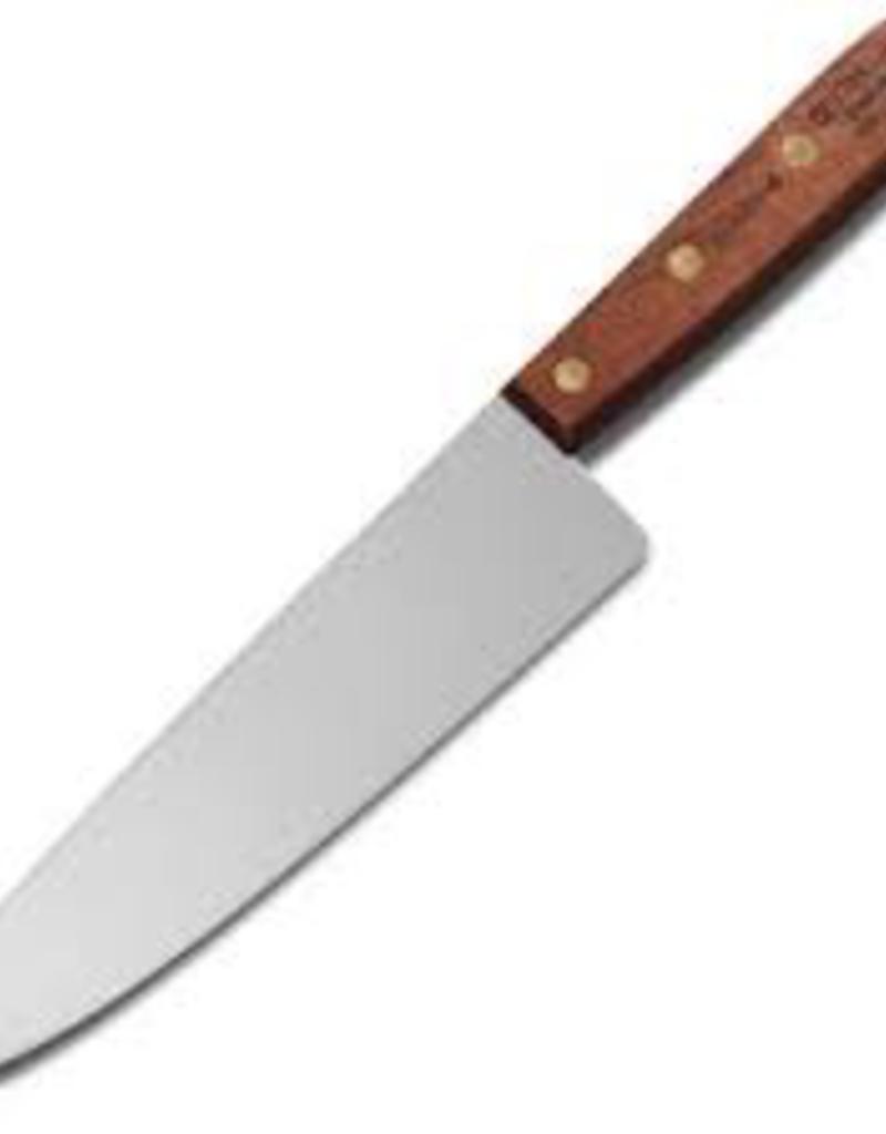 """DEXTER-RUSSELL 012371  63689-8 Dexter 8"""" cooks Knife wood handle"""