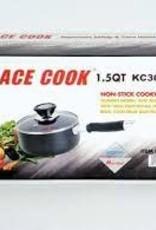Ace Kitchenware Craft Inc KC301 Ace 1.5 QT non stick Pan