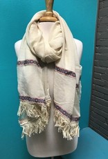 Scarf Tribal Inspired Scarf