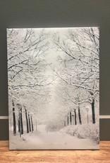 Decor Winter Scene LED