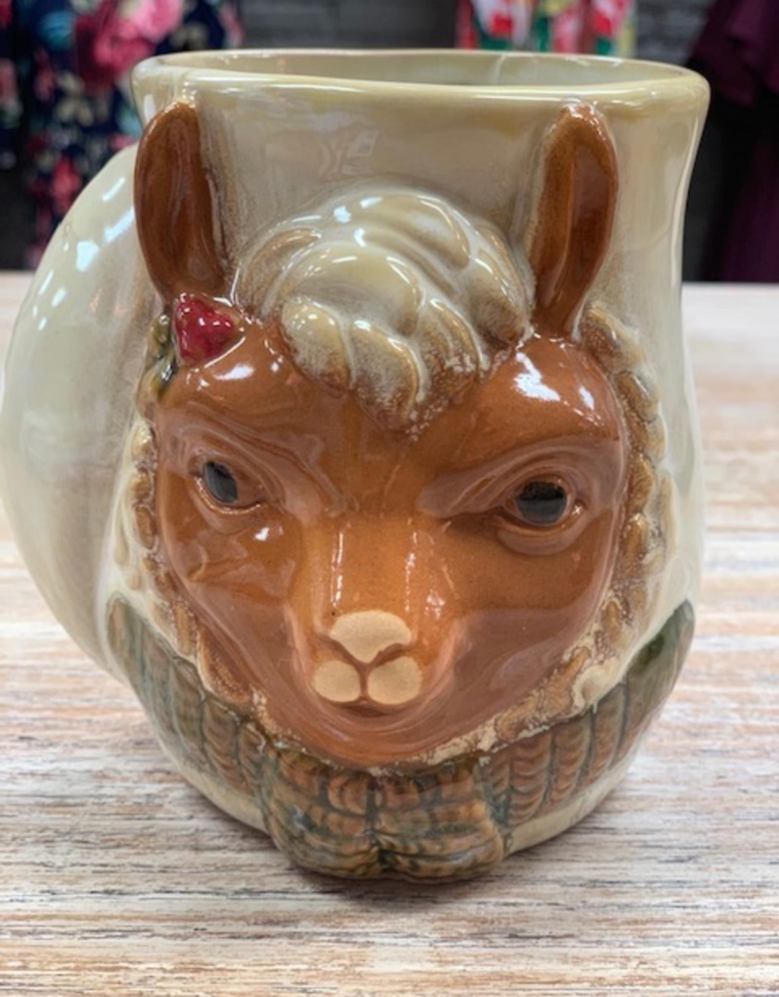 Mug Animal Ceramic Handwarmer Mugs