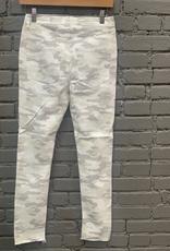 Jean White Rory Camo Jeans