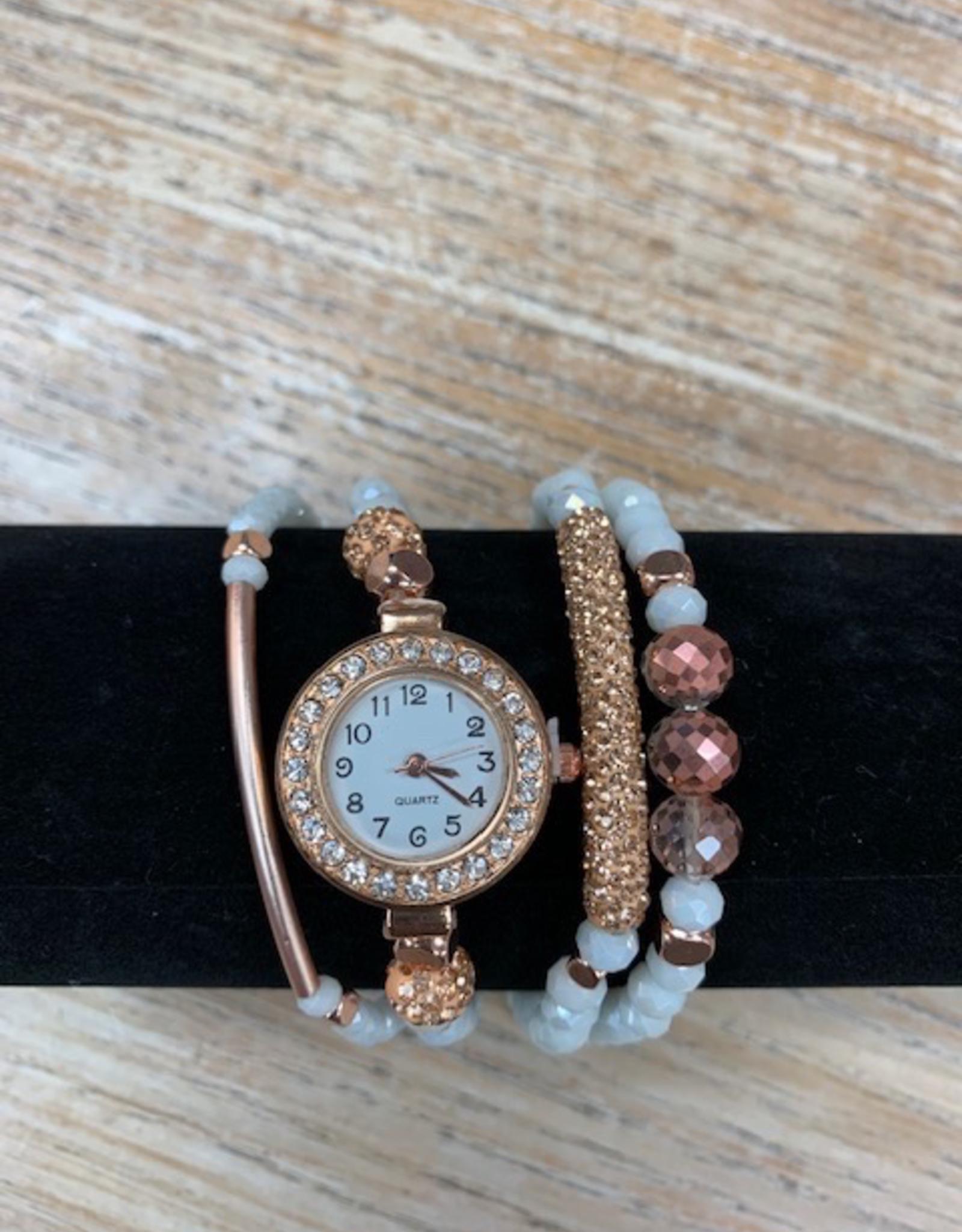 Jewelry Bead Watch Set