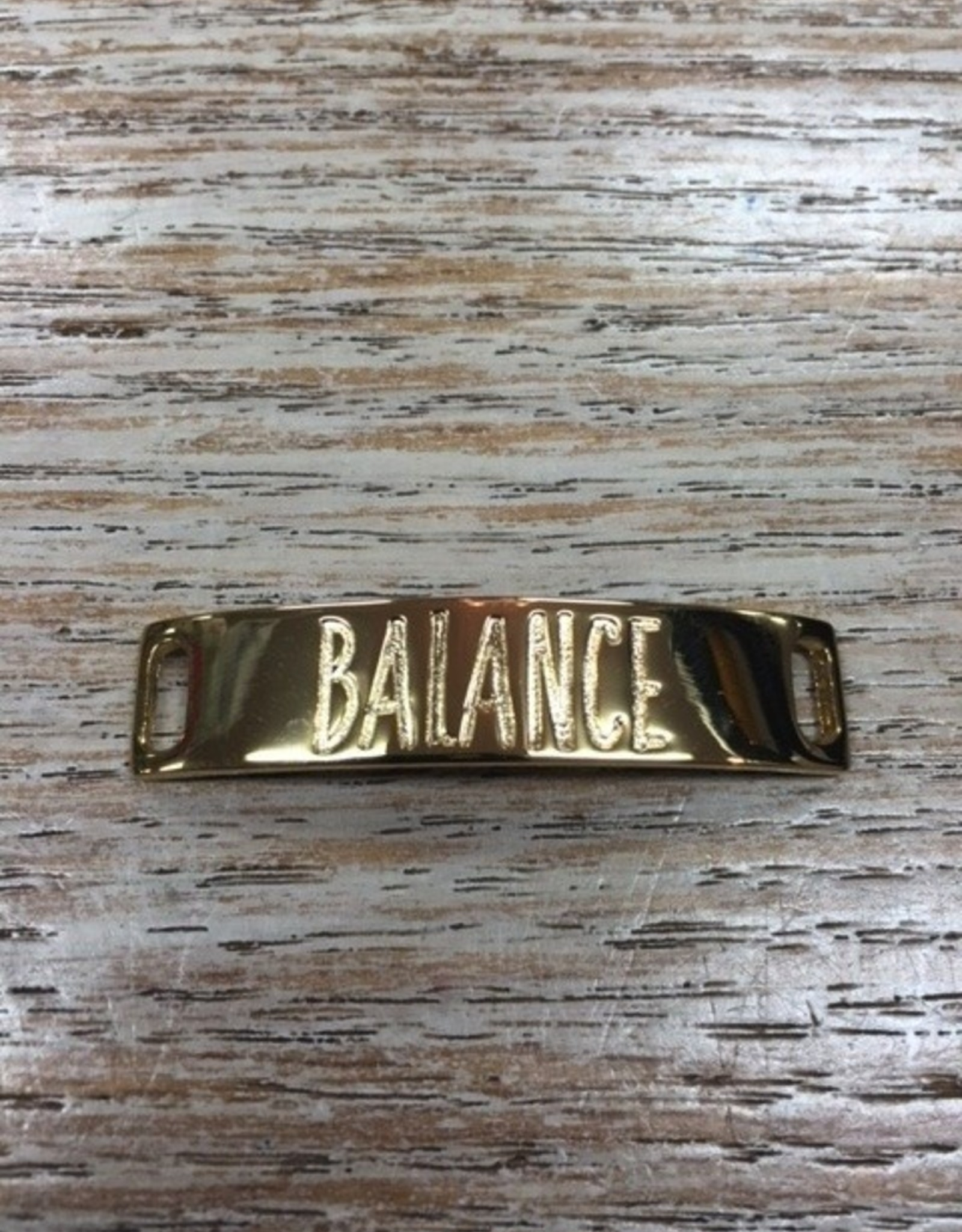 Jewelry Refined Sentiment Balance Gold