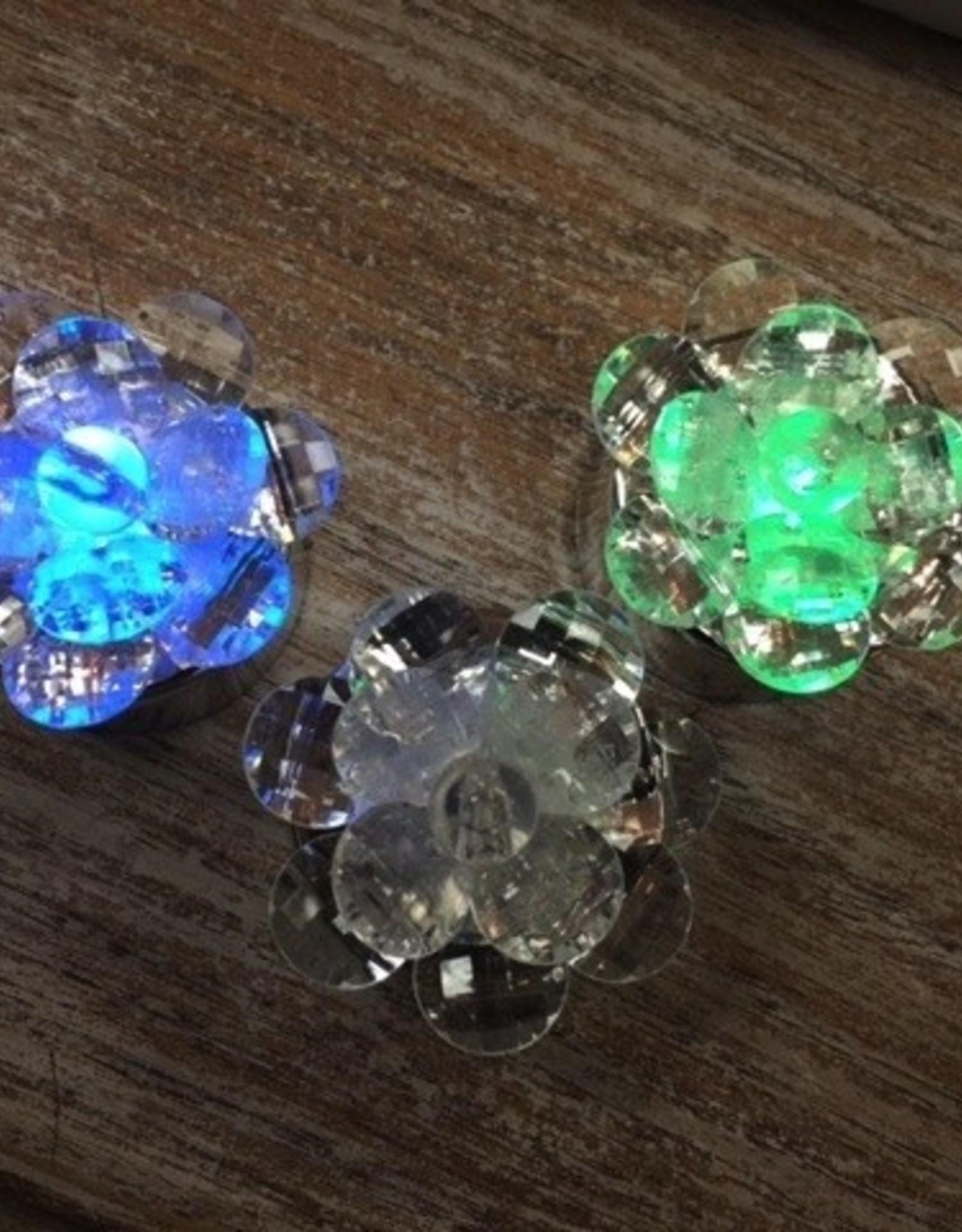 Decor Flower Shape LED Tealight