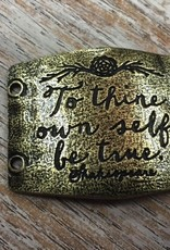 Jewelry To Thine Own Sentiment