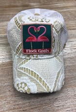Hat Flock Goals Crochet Hat