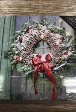 Decor LED Wreath Sign