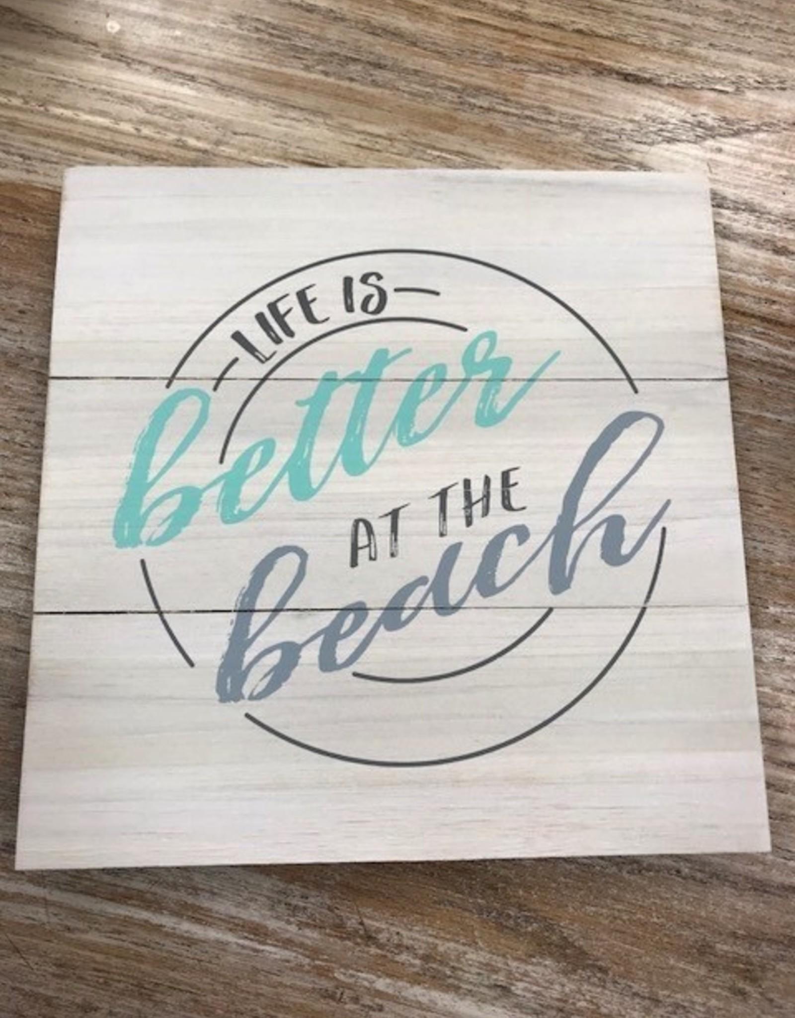 Decor Better Beach Pallet 10x10