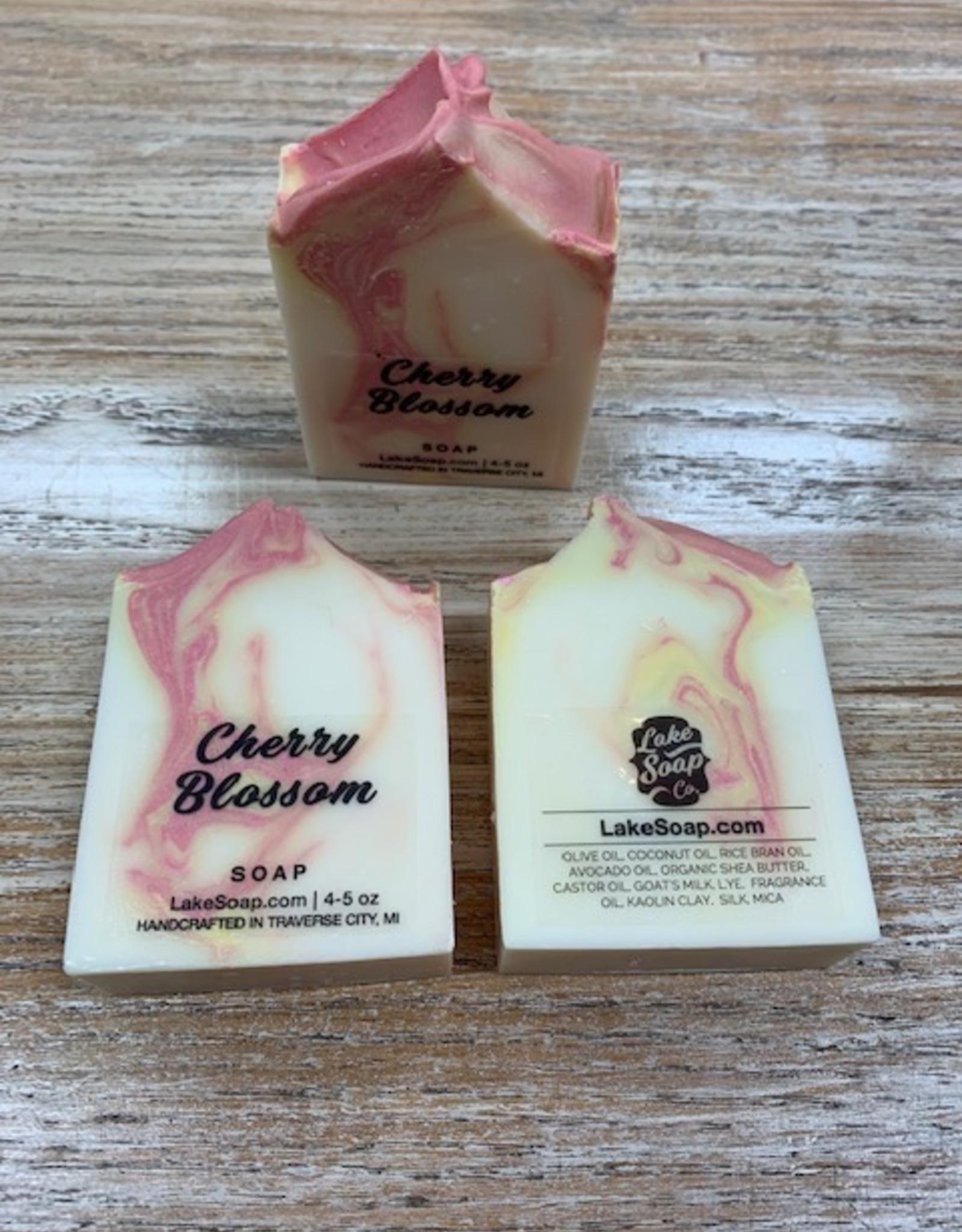 Beauty Lake Soap, Cherry Blossom