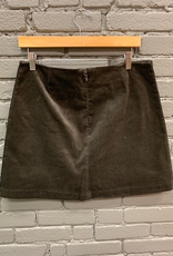 Skirt Asher Corduroy Skirt