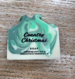 Beauty Lake Soap, Country Chiristmas