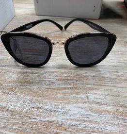Sunglasses Sunglasses- Black Cat Eyes